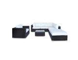 Vilano 7-Pc Sofa Sectional