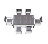 Monaco 7-Piece Dining Set