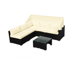 Sitges 4-Piece Sectional