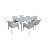 Parisia 7 Piece Dining Set