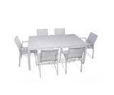 Parisia 7-Piece Dining Set