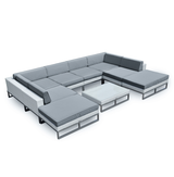 Marseille 9-Piece Sectional