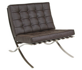 Barcelona Chair - Black