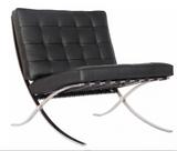 Barcelona Chair - Saddle