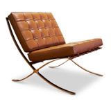 Barcelona Chair - Saddle