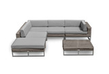 Marseille 6-Piece Sectional (Open end)