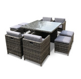 Munich 9-Piece Dining Set