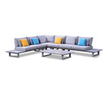 5-Pc Cannes Sofa Sectional Set
