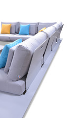 4-Pc Cannes Sofa Sectional Set