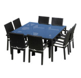 Coz 9 Piece Square Dining Set