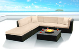 Vilano 6-Pc Sofa Sectional Set