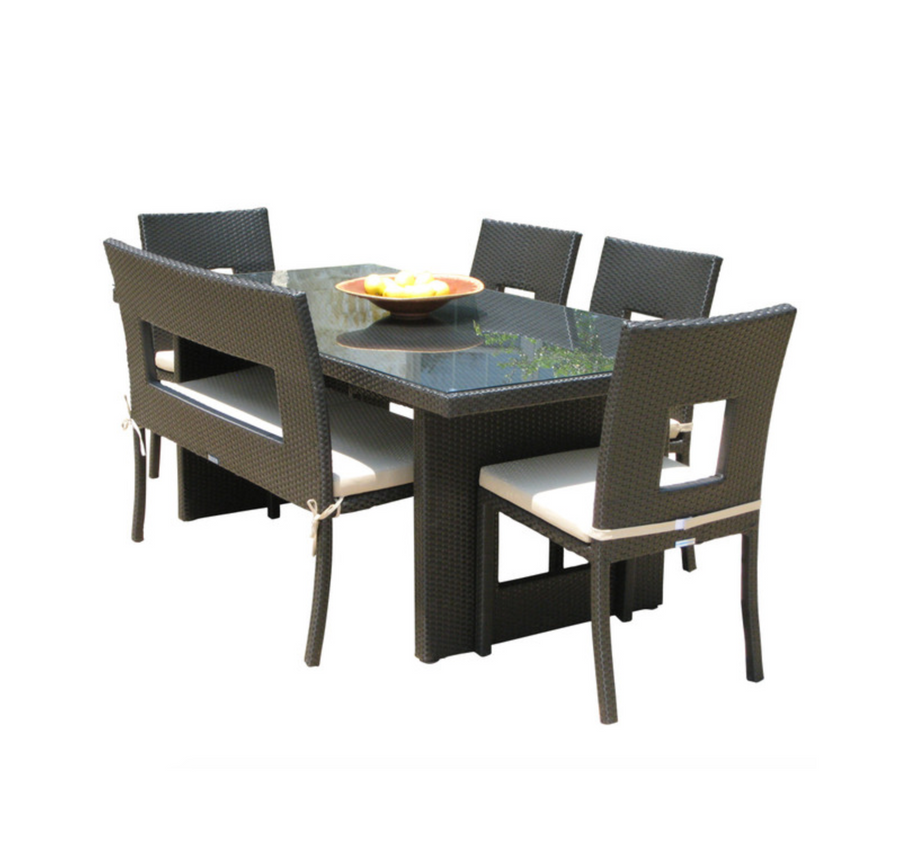 Nicole 6-Piece Dining Set