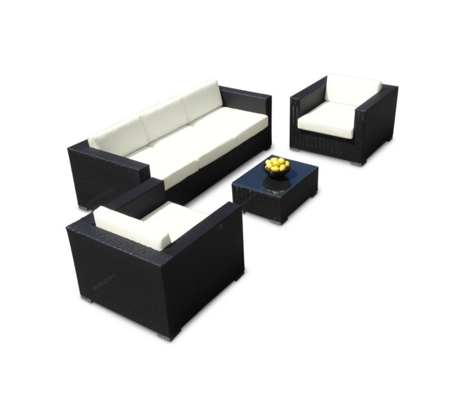 Vilano 4-Piece Sectional Set