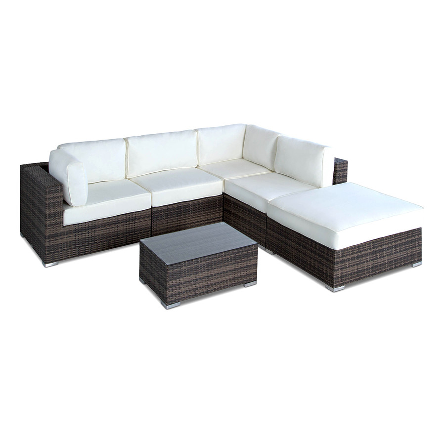 Vilano 6-Piece Sectional - Gold