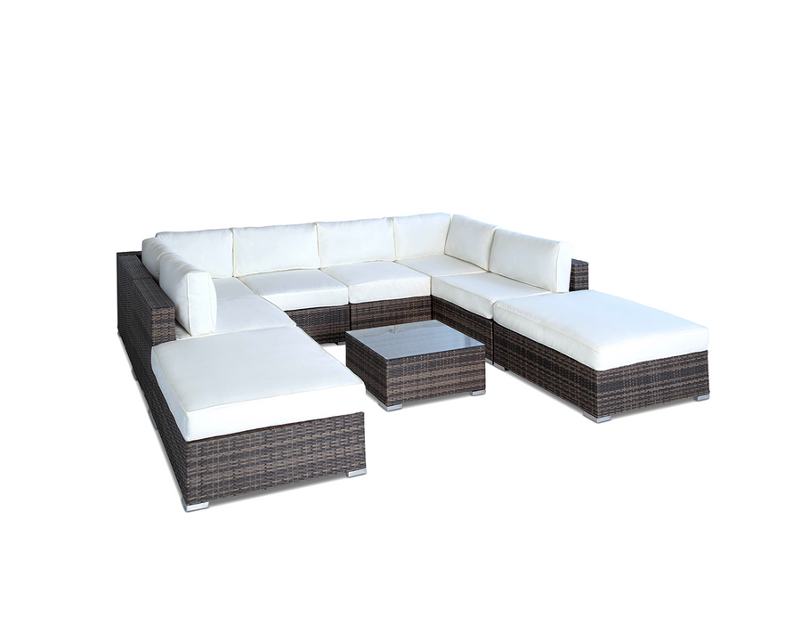 Vilano 9-Piece Sectional