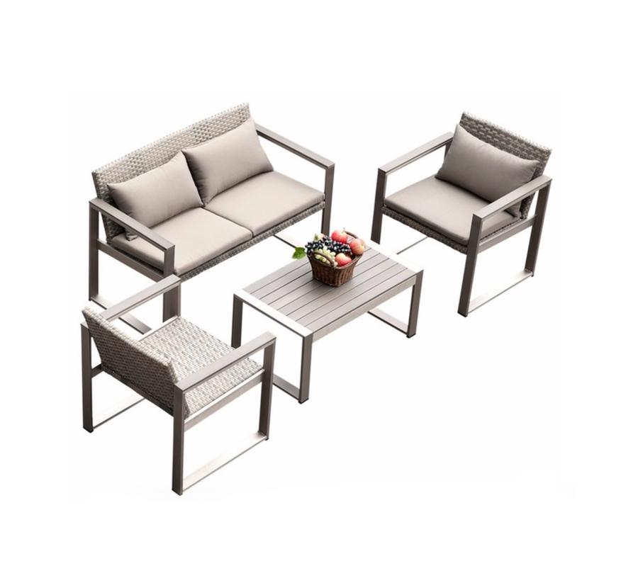 Medici 4-Piece Sofa Set