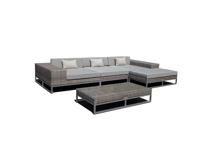 Monaco 5-Piece Sectional