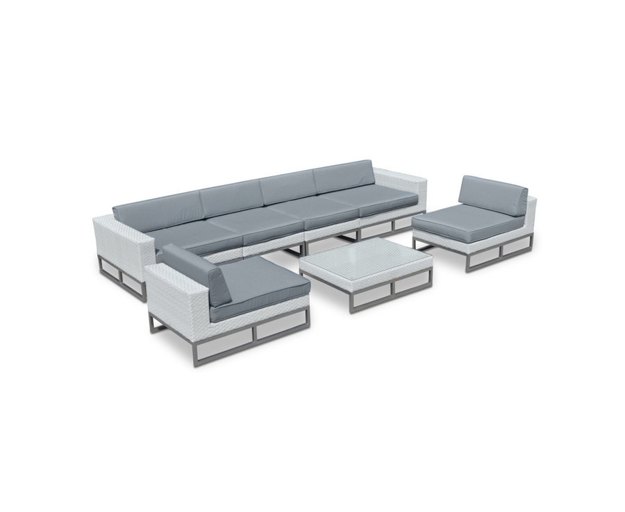 Marseille 7-Piece Sectional
