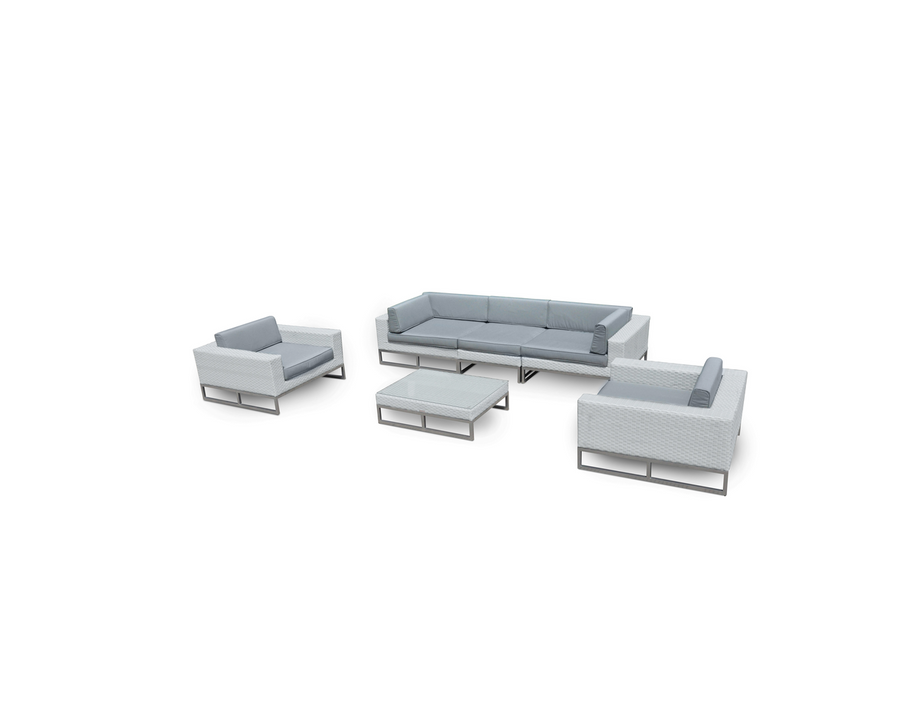 Marseille 6 Piece Sectional
