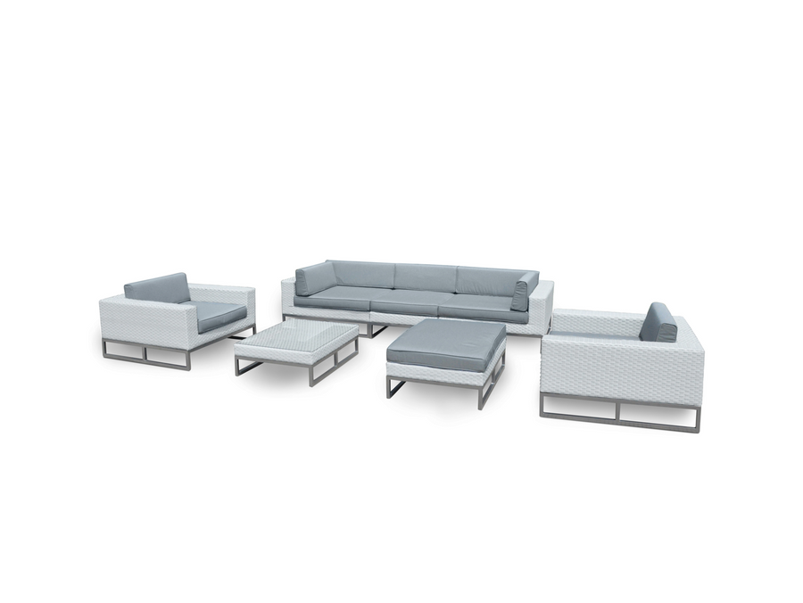 Marseille 7 Piece Sectional