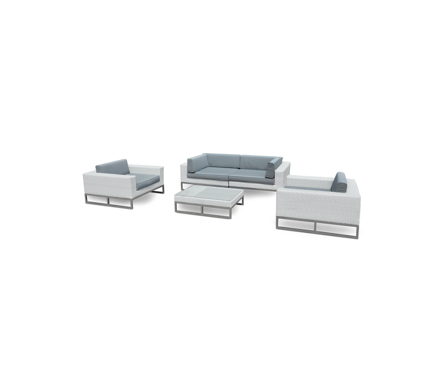 Marseille 5 Piece Sectional