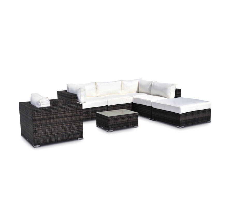 Vilano 7- Piece Sectional - Gold