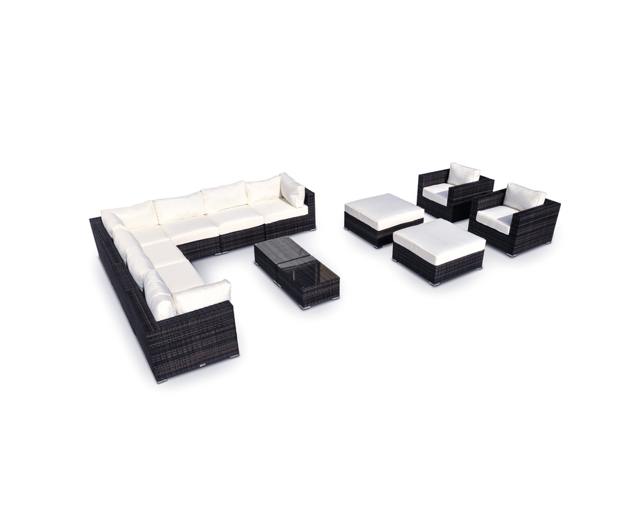Vilano 13-Piece Sectional