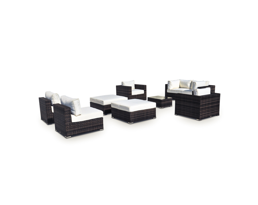 Vilano 9-Piece Sectional Set