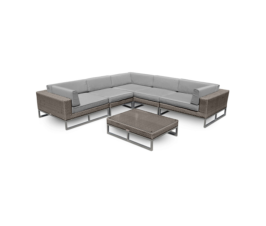 Marseille 6-Piece Sectional
