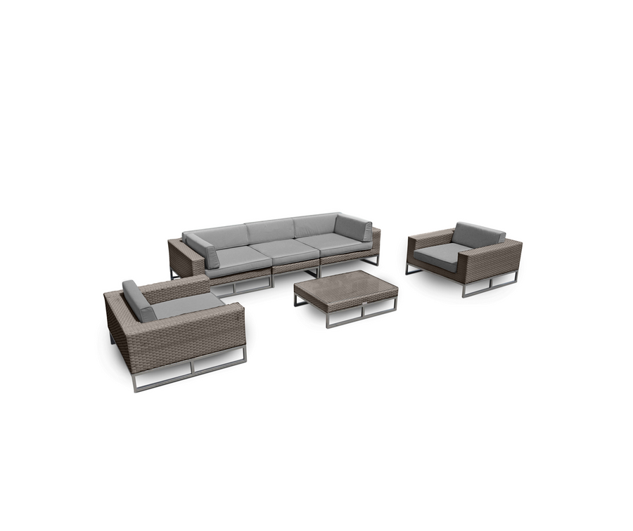 Marseille 6-Piece Sectional Set