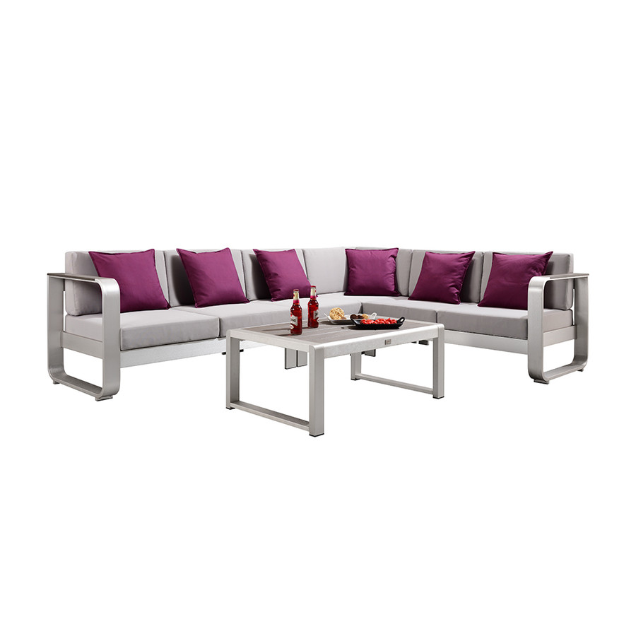 Fairy 5P Sectional