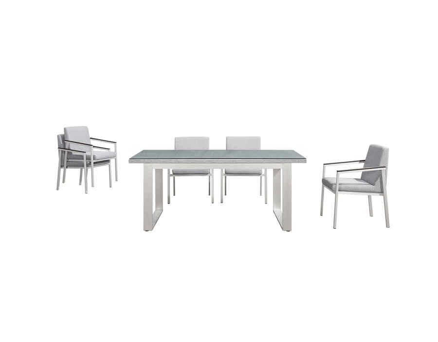 Oslo 6-Pc Dining Set