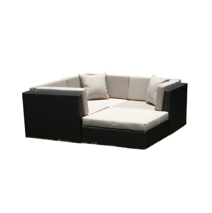 Vilano Square 4-Piece Sectional
