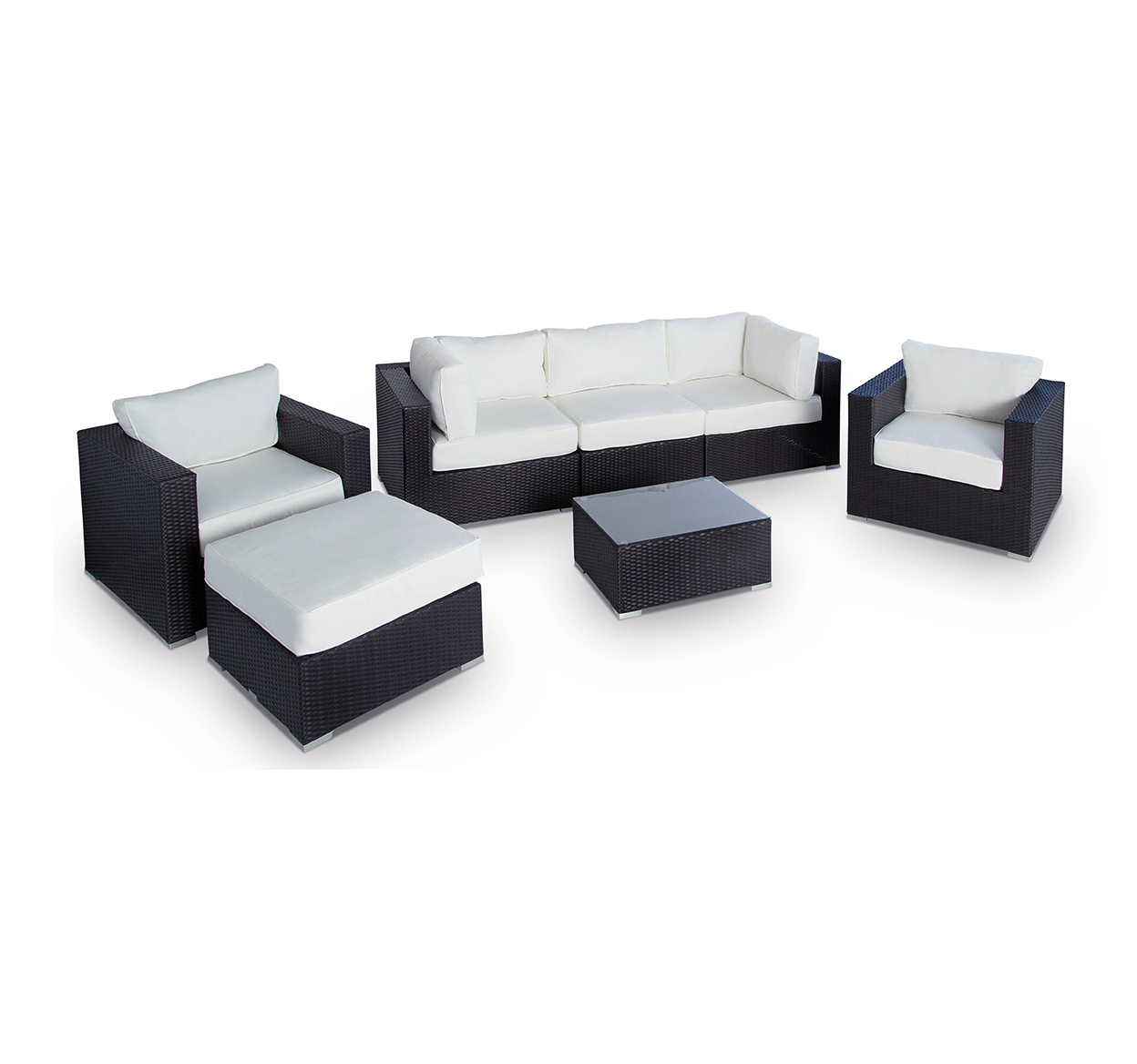 Vilano 7-Piece Sofa Sectional