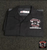 Lamonster Garage Shop Shirt (Black / Grey)