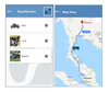 Group Ride Monitoring This app feature will be available by June 2019. This feature let riders form a group ride with a planned destination, date and time. During the group ride, riders can know the tire pressure status and the relative locations of one another in the Map View. If you find that your riding peer is missing and see a tire pressure alert insignia by his bike profile, you know that he may be stranded at the location on the Map View and may use your help. This is useful when cellular phone signal is not available to call for help.