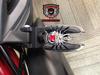 Can Am Spyder F3 peg adapters- Widow Peg (LG-1026-4492) by Lamonster Shown as passenger peg