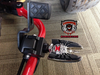 Can Am Spyder F3 peg adapters- Widow Peg (LG-1026-4492) by Lamonster Shown as rider peg