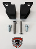 Can Am Spyder F3 Peg Adapters (LG-1026) by Lamonster