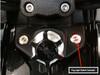Fog Light Switch Included Can-Am Spyder F3 LED Fog Light Kit (LG-3000) (Bright Ryder by Lamonster)