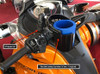 Lamonster ST Spyder Cuff with Ram Self Leveling Cup Holder