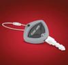 Grey Spyder Key Cover (Single) (SC-41-182) Lamonster Approved Fits ALL Can-Am Spyder Keys