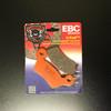 High Performance EBC Semi-Sintered Rear Brake Pads (All Spyder Models 2008-2012) (LGA-FA473V) Lamonster Approved