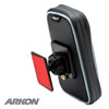 Motorcycle Phone Mount for Apple iPhone 6, 5S, Galaxy S4, S3