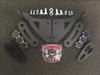 Can-Am Spyder RT FBB Highway Brackets- BLACK GRIPPER PEG (LG-1012-1075B)