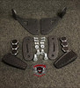 Can-Am Spyder RT FBB Highway Brackets- BLACK DYMOND GRIPPER PEG (Black)(LG-1012-1029B)