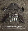 Can-Am Spyder RT FBB Highway Brackets- Centerline PEG (LG-1012-1076B) by Lamonster