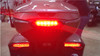 Can-Am Spyder F3-T, F3-LTD Top Case Strobe Module