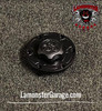 Lamonster IPS F3 Keyless Fuel Cap Assembly (LG-1095B) Fits all Can-Am Spyder F3 Models. F3, F3-S, F3-T, F3-LTD Finish: Black