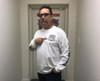 Can Am Flag T-Shirt (White Long Sleeve)